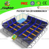 Top Sale Patented Design Big Trampoline