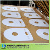 4mm Tempered Glass/Safety Glass/Touch Screen Glass/Glass Covers with White Printing