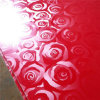 Red Rose Flower Melamine MDF