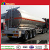 3axles Water/Oil/ Milk Aluminium Tanker Trailer for Sale