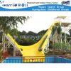 Outdoor Play Centers Plastic Slide Playgrounds on Stock (M11-04905)