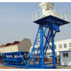 35m3/H Full Automatic Mobile Concrete Mixing Plant / Batching Plant