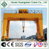 Mg Model Double Girder Gantry Crane with Heavy Duty