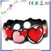 Charm Fashion Custom Rubber Bracelet for Promotion Gift