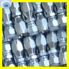 Reusable Fitting for Hydraulic Hose Threaded Fitting Armoured Fitting