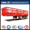 11500mm Stake Semi-Trailer with 6 Doors and Long Locks