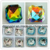 Fashion Crystal Glass Bead Square Crystal Stone (DZ-3011)