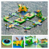 Customized Floating Inflatable Water Park Equipment for Water Sports