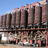 High Efficiency Gold Ore Spiral Chute Separator