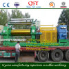 24 Inch Double Shaft Two Roll Mixing Mill Machine