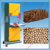 Hot Selling Wood Cutting Saw Machine / Automatic Wood Cutting Band Saw
