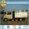 Small Walkway Road Cleaning Truck Street Sweeper