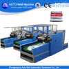 Aluminium Foil Roll Rewinding and Cutting Machine
