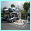 Lift Machine Tptp-2 Two Post Tilting Car Parking Lift Car