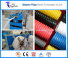 Plastic PE PP PA PVC Single Wall Corrugated Pipe Machine Made in China