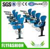 Plastic Training Study Chair with Writing Pad (SF-41F)