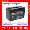 Long Life Deep Cycle AGM Battery 12V 100ah for Solar Systems