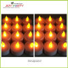 White Flameless LED Tea Candle (Joy25-0000)