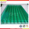 Yuemei Twinwall Polycarbonate Hollow Sheet Price Green Roofing Sheet
