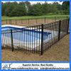 Black Powder Coated Aluminium Swimming Pool Fencing