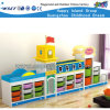 Continental Combination of Plastic Storage Cabinets Children (HC-3201)