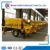 80m3 / H Electric Concrete Pump (HBT80SEA)