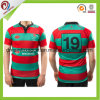 High Quality Wholesale Custom Sublimated Breathable Rugby Jersey