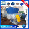 Single Shaft Plastic Recycling Shredder for Hard Lumps Wood