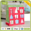 Red Supermarket Festival Present Ornament Gift Paper Bags