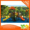 Outdoor Kids Fitness Equipment Playground Plastic Slide for Sale