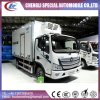 4X2 140HP High Quality Aumark Foton Refrigerated Truck