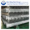 Tianjin ERW Gi Pipe Pre 48mm Scaffolding Galvanized Steel Tube
