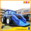 Hot Slae Slide Car Inflatable Truck Combo for Amusememt Park (AQ692)