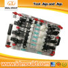 CNC Machine Parts for Jigs/Assembly/Fixtures Auto Plastic and Metal Parts