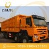 Low Price Used HOWO Dump Truck 12 Wheels 371HP 40tons Excellent Condition Use for Africa