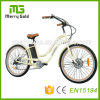 Beach Cruiser Electric Bike 36V 250W for Ladies