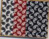 New Design Paisley Cotton Printed Fabric Tie