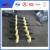 Double Arrow Belt Conveyor Roller Anti Corrosion Anti Rust HDPE Rolelrs, Ss Rollers, UHMWPE Rollers