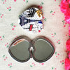 Double-Faced Portable Cute Cosmetic Mirror, Pocket Mirror
