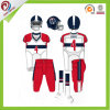 Free Custom No Fade Breathable American Football Uniform for Kid Team
