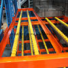 Sliding Rack Carton Flow Racking with roller Track