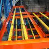 Sliding Rack Carton Flow Racking with roller Track