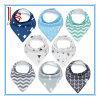 Baby Bandana Drool Bibs, Unisex 8-Pack Gift Set