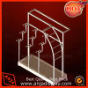Metal Garment Display Rack Store Shelving Fixtures for Retail Stores