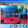 Mining Grinding Mercury Machine Wet Material Pan Mill for Gold