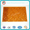 3mm-6.5mm Amber Pattern Figure Glass