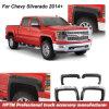 Auto Parts Wholesale Universal Fender Flare for Chevy Silverado 2014+