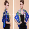 Quality Newest Shawl Style Digital Printing Silk Scarf