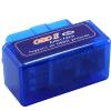 Mini Bluetooth Elm327 Obdii Auto Detector Blue