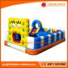 2017 Popular Inflatable Bouncy Jumping Castle Combo (T3-440)